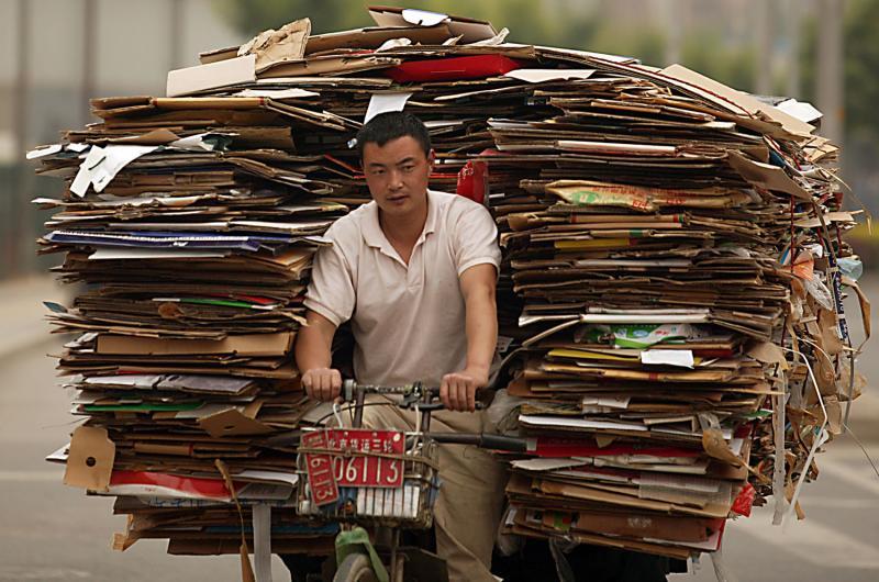Как уменьшить образование отходов или Начни с себя