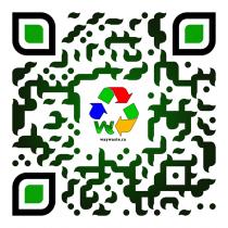 WayWaste партнёрам QR код